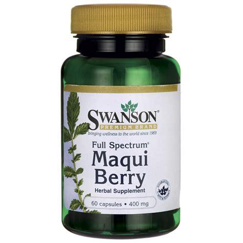 Murah Swanson Acai Berry 60 Caps swanson premium spectrum maqui berry 400 mg 60 caps