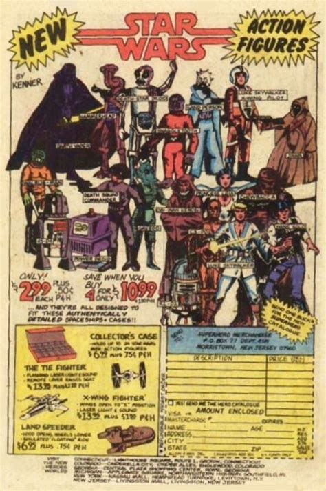figure ad 305 best images about wars vintage toys on