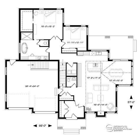 Drummond House Plan Ranch House Plan Photos New Ranch Style Home With Many Photos
