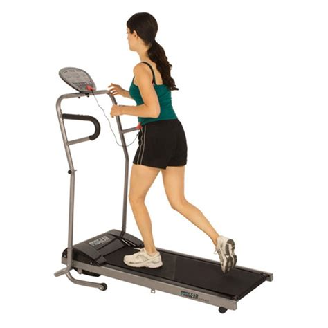walker treadmill progear 350 space saver power walking electric treadmill 579492 at sportsman s guide