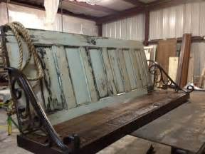 Old Barn Door Headboard Fun Things To Do With Old Doors Page 6 Of 10 How To