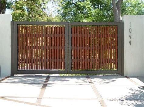 house gate design images stunning best 25 iron ideas on 25 naturally stunning wooden driveway gate design ideas