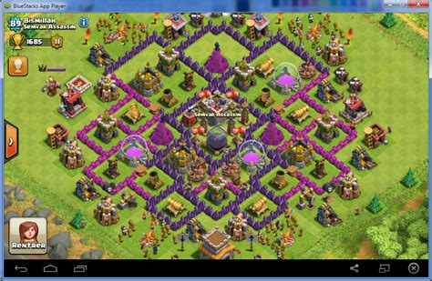 game coc mod bisa join clan download game clash of clans gamebot