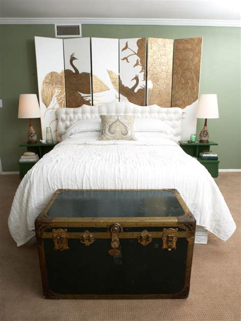 bird headboard photo page hgtv
