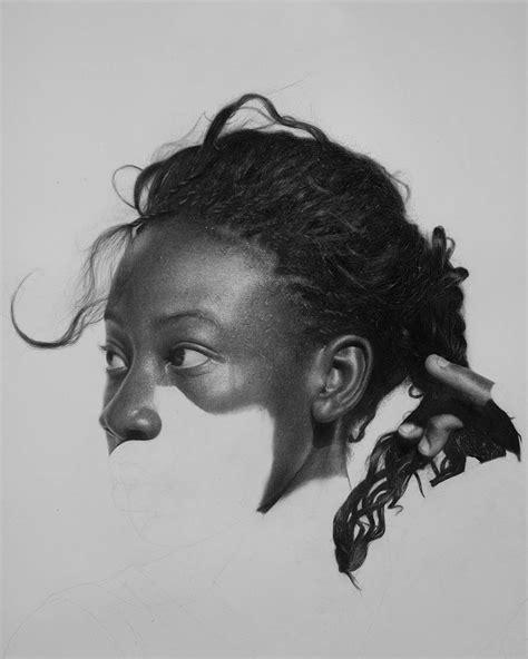 Desenhos hiper-realistas, Arinze Stanle