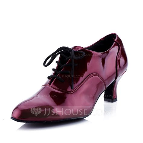 Swing Shoes by S Leatherette Heels Swing With Lace Up Shoes