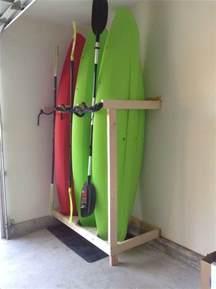 Garage Storage Vertical Rack 25 Best Ideas About Kayak Storage On Kayak