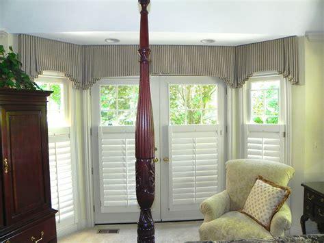 bay window valance susans designs