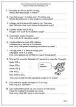 year 4 measurement word problems maths blog