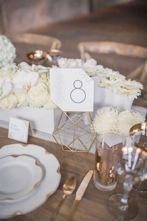 modern geometric wedding inspiration grecian wedding