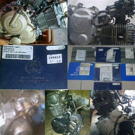 Sangat Murah Kaos Honda Tiger Revo Murah spare part mesin sepeda motor murah jual mesin sepeda motor bekas