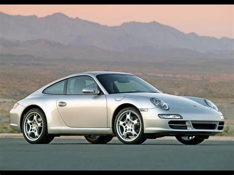 2005 Porsche 911 Carrera Angle 1280x960 Wallpaper