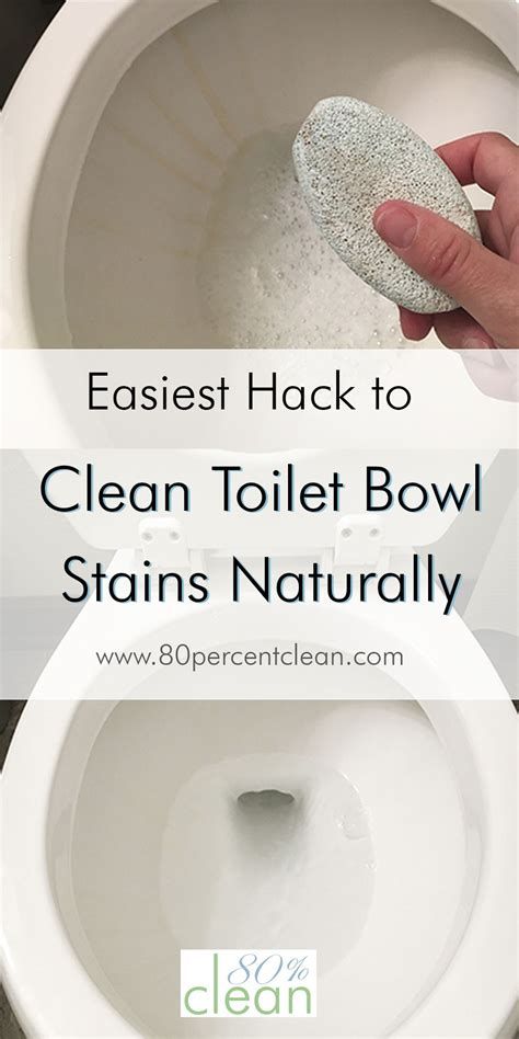 can you use toilet bowl cleaner on a bathtub the easiest hack to clean toilet bowl stains naturally