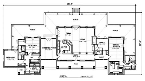 Modern Ranch House Plans by Contemporary Modern Ranch Modern Ranch House Floor Plan