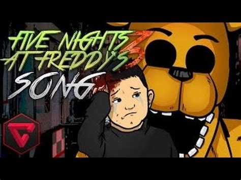 five nights at freddy's 3 song by itowngameplay (canción