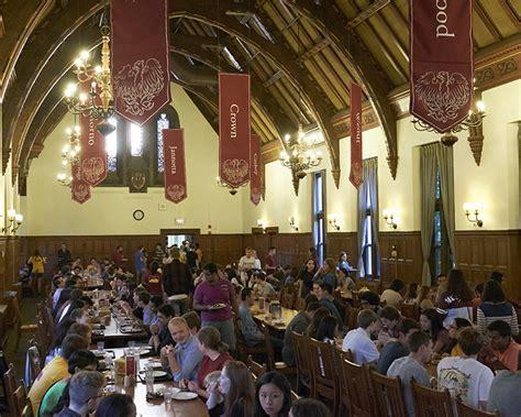 dining hall student dining halls 125th anniversary