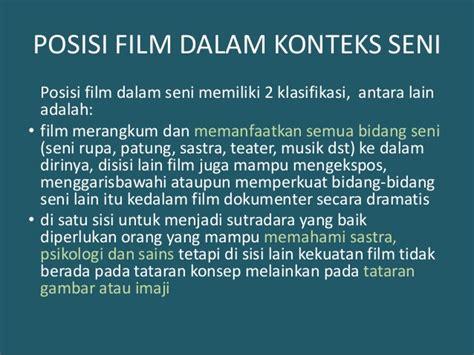 film psikologi recommended film dan hakikatnya ilmu komunikasi universitas semarang