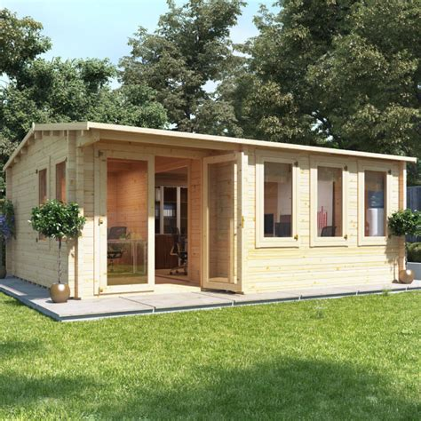 garden cabin billyoh kent garden office garden log cabins garden