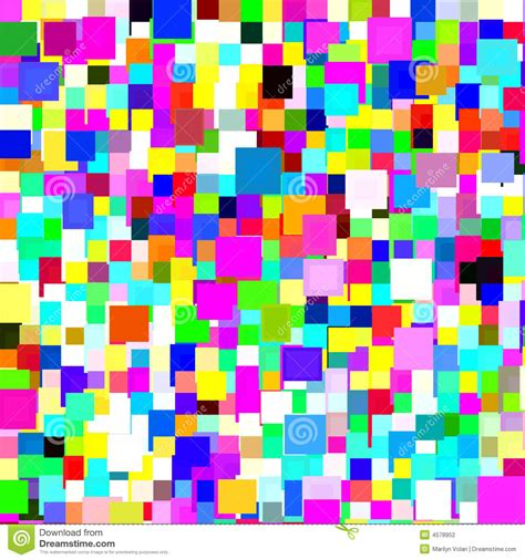 colorful designer colorful squares background stock photography image 4578952