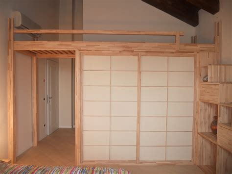 armadio soppalco cinius yen progetti realizzati