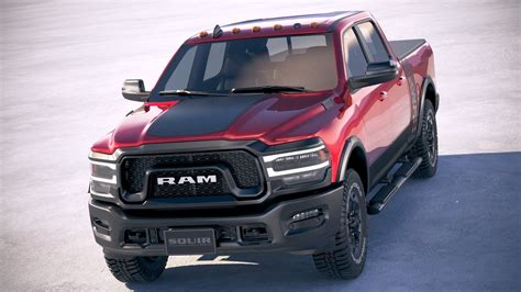 2019 Dodge Power Wagon by Ram Power Wagon 2019