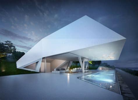 Maison Moderne Minimaliste by L Architecture De La Maison Moderne Archzine Fr