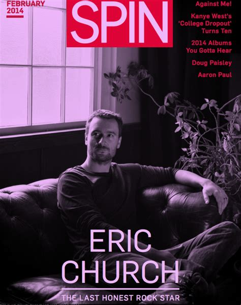 eric church fan club spin magazine cover eric church