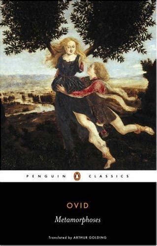 metamorphoses penguin clothbound classics 0141394617 missing birdsong ovid and loa tarzan frisbee a book journal
