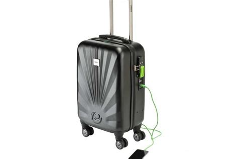 valise trolley cabine 4 roues chargeur int 233 gr 233 bagage