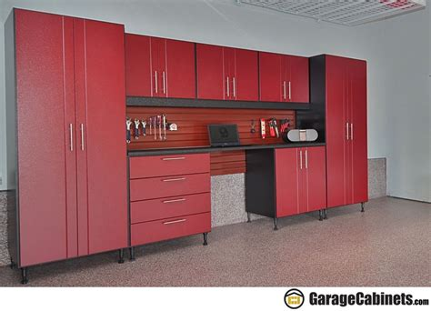 Garage Cabinets Used On Hometime Organized Garage Photos From Real Garages Just Like Yours