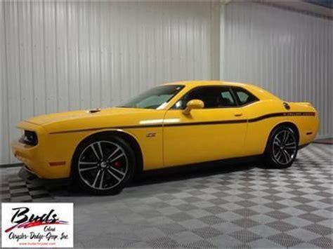 2012 challenger horsepower sell used 2012 dodge challenger srt8 yellow jacket 6 4