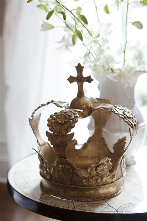 crown themed home decor places in the home