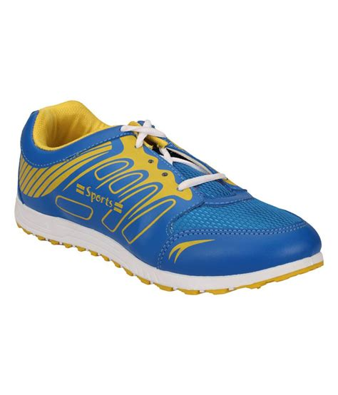 lakhani sports blue rubber sport shoes price in india buy