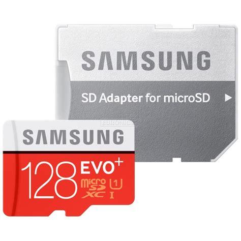 Murah Memory Card Samsung Micro Sdhc 128gb Evo Class 10 Original micro sdhc memory card adapter samsung evo 128 gb mb