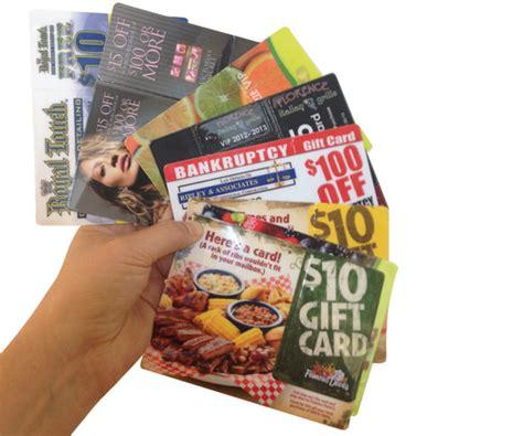 How Does Restaurant Com Gift Cards Work - usps postcards valcards plastic postcards gift card mailer plastic postcard