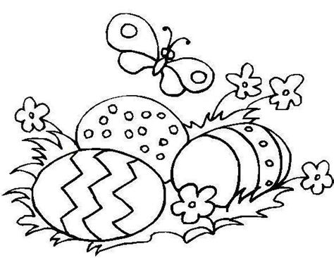 free coloring pages for easter free coloring pages easter eggs coloring page