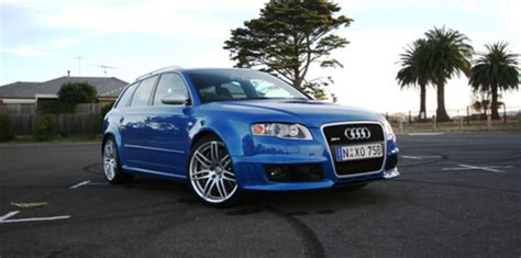 2007 audi rs4 review 2007 audi rs4 avant road test caradvice