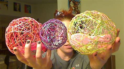 how to make decorative items at home how to make decorative balls for baby showers youtube