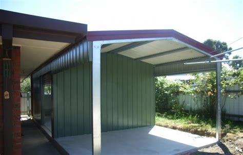 Shed Extensions by Storage Shed Australian Storage Sheds For Vehicles