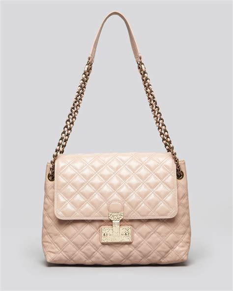 Marc Patchwork Lou Purse by Marc Shoulder Bag Quilted Baroque Xl Single In Pink