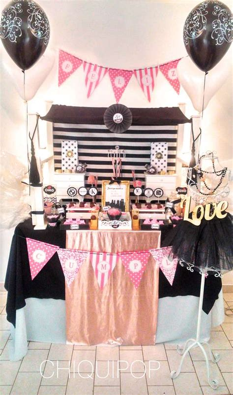gossip girl themes party gossip girl birthday party ideas photo 1 of 8 catch my