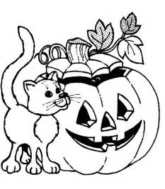 Printable Halloween Coloring Pages Coloring Ville
