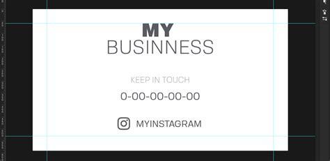 Social Media Logos For Business Cards