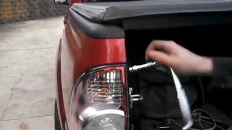 replacing brake light switch toyota tacoma toyota tacoma tail light replacement youtube