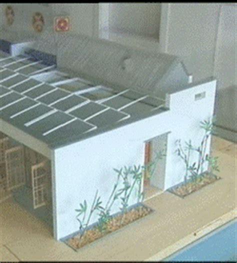 como hacer una maqueta de ahorro energetico alumnos europeos muestran en sevilla maquetas presentadas