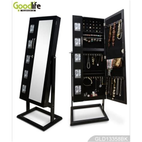 jewelry storage cabinet with mail order package