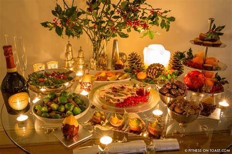 images of christmas feast my healthy christmas dinner fitness on toast