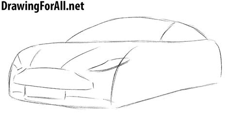 how to draw a aston martin how to draw an aston martin drawingforall net