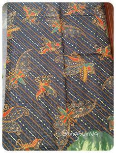 Kain Batik Cap Primis Sogan 1000 images about batik indonesia on semarang yogyakarta and kebaya