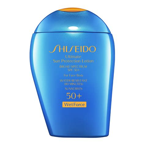 Shiseido Ultimate Sun Protection Lotion shiseido by shiseido ultimate sun protection